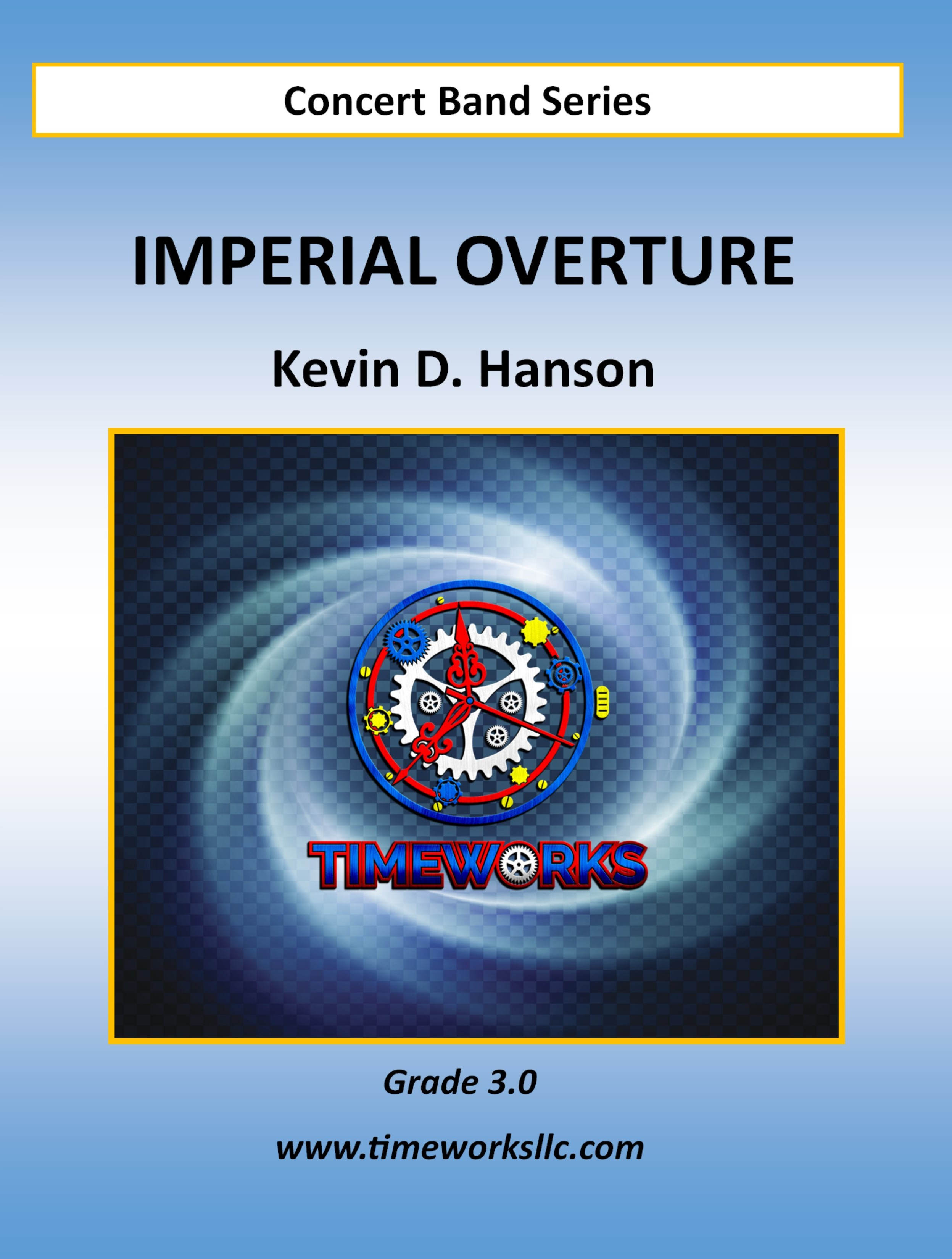Imperial Overture Cover