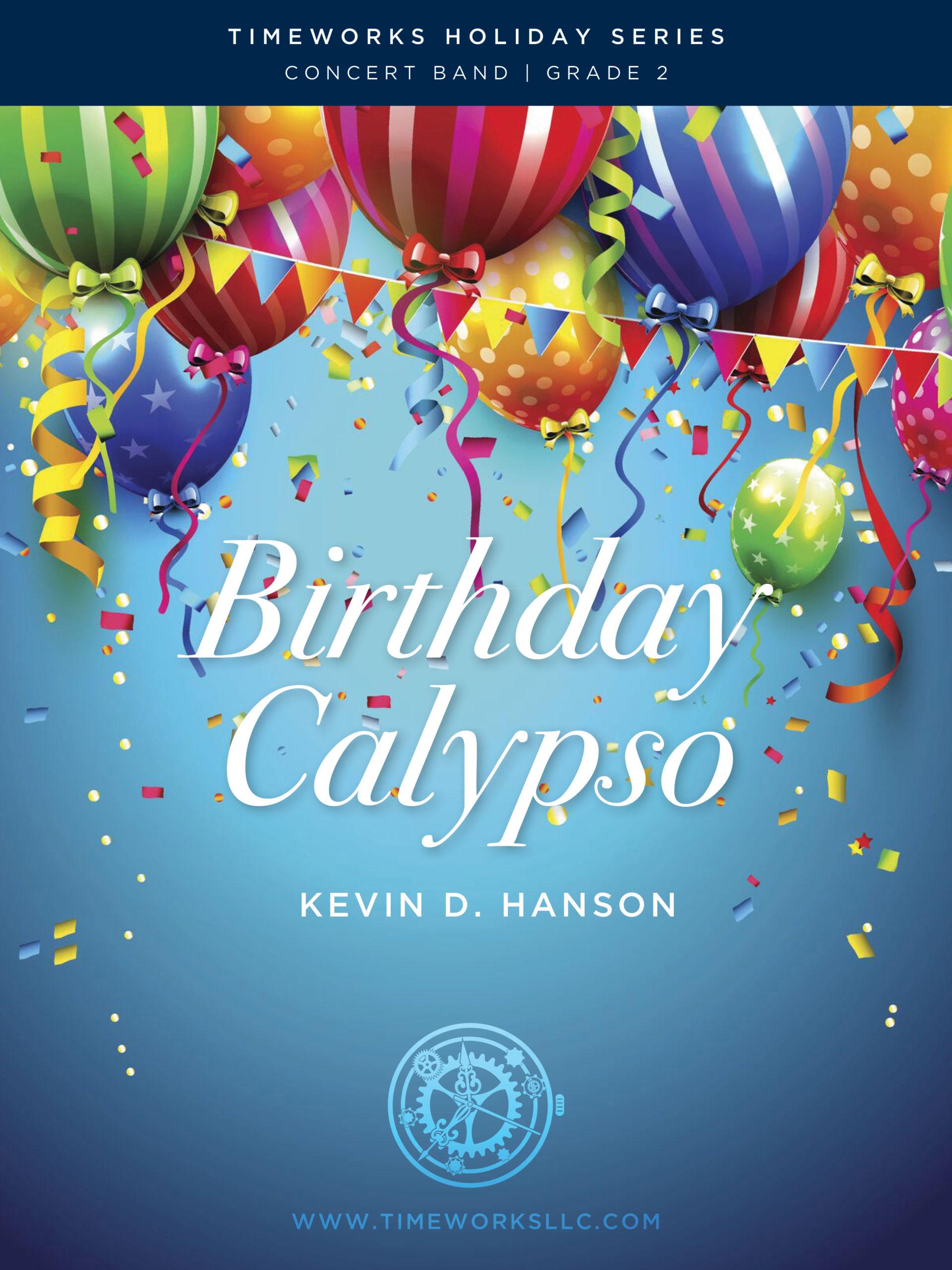 Birthday Calypso Cover