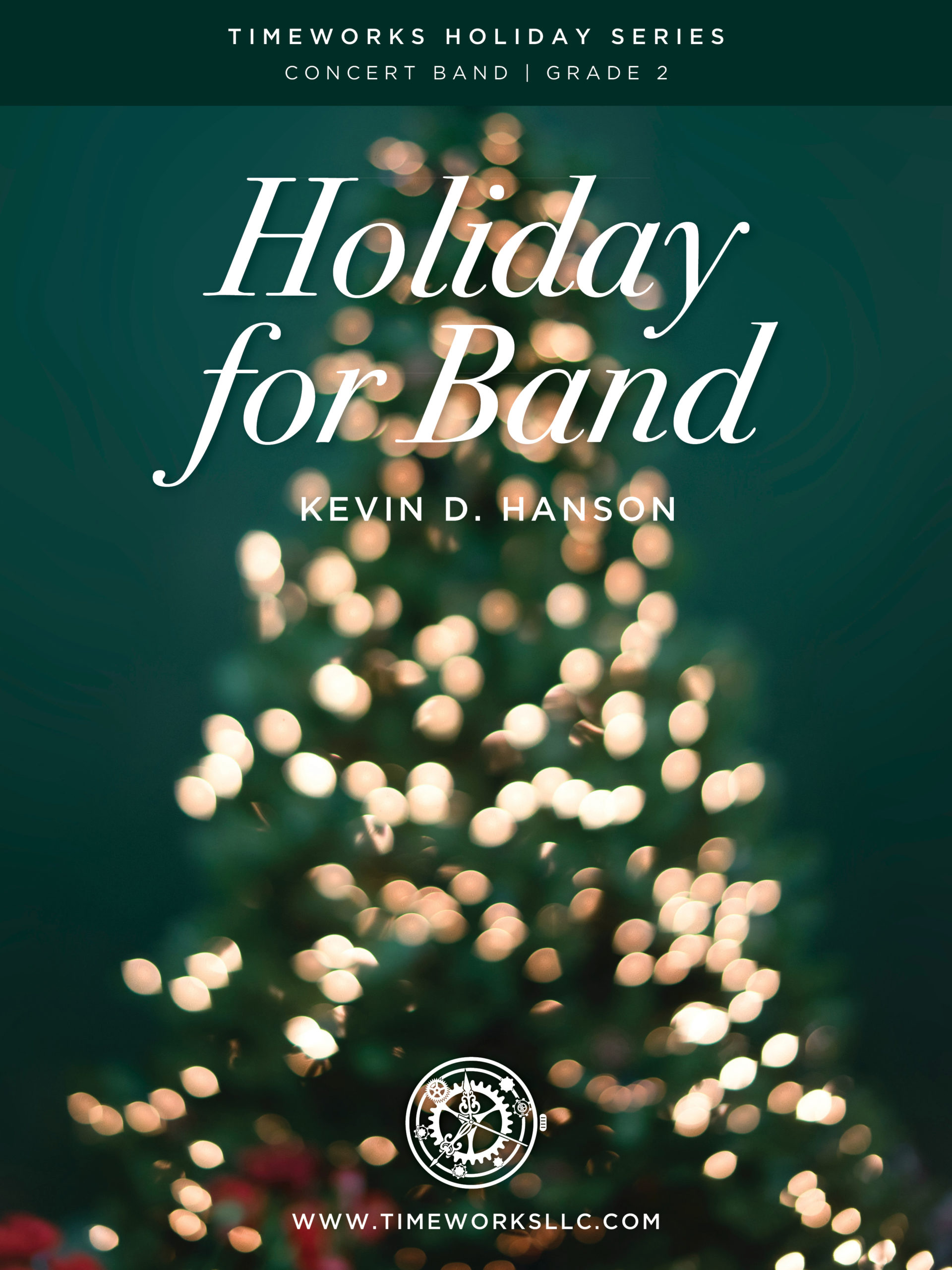 Holiday for Band Cover