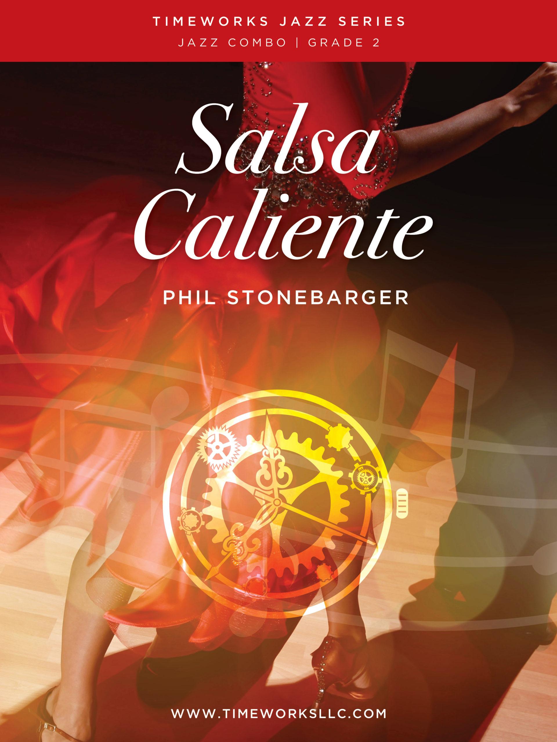 Salsa Caliente Cover