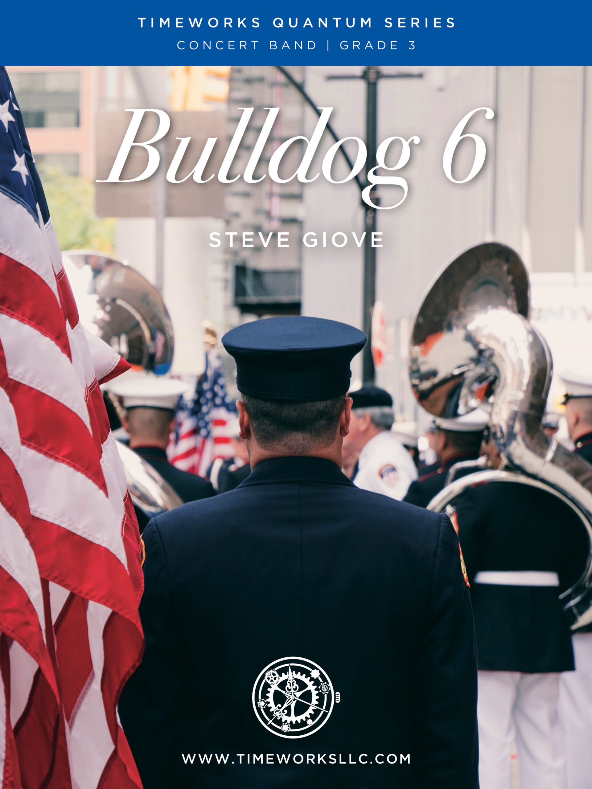 Bulldog 6 Cover Image