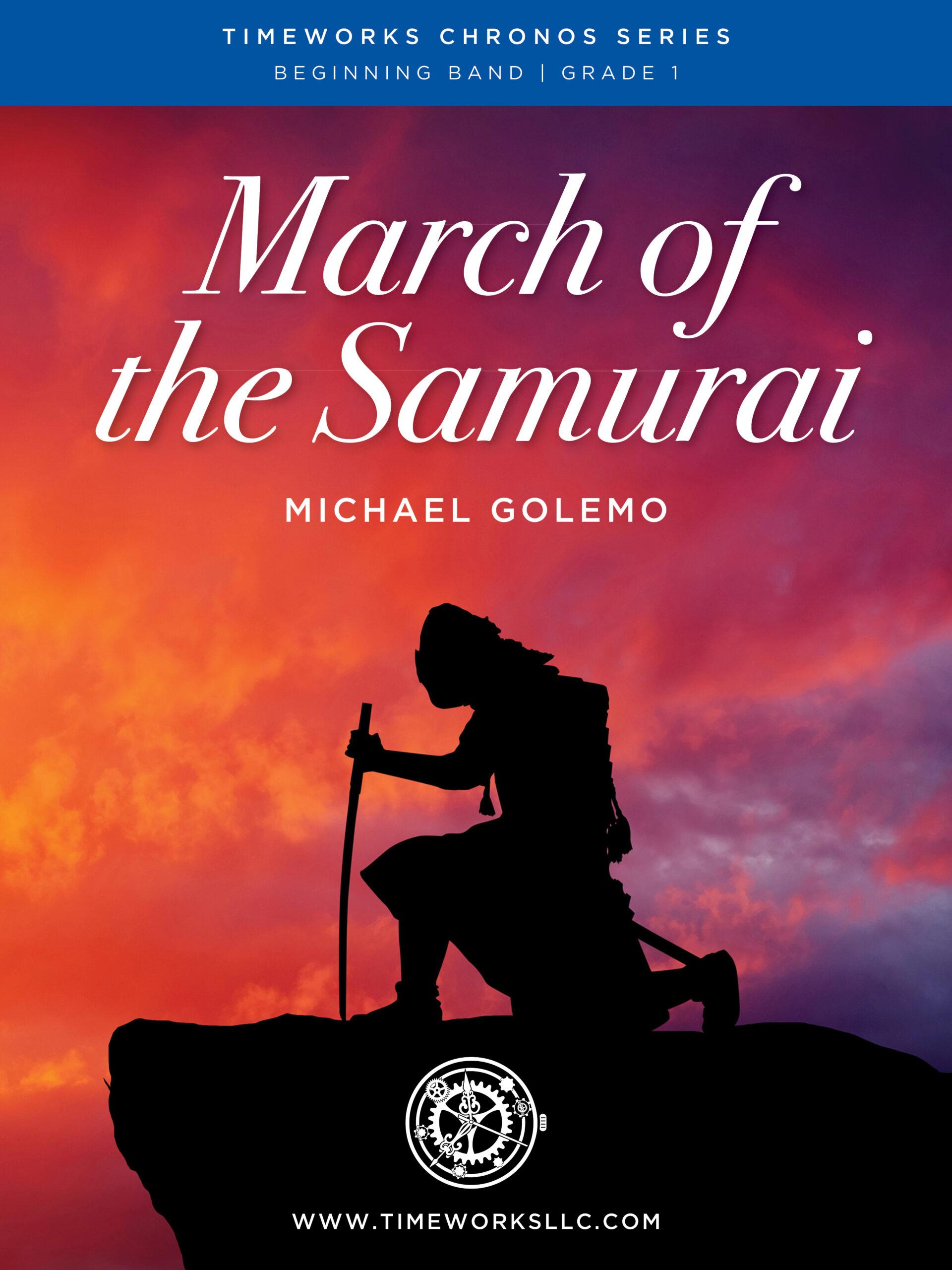 March of the Samurai Cover Image