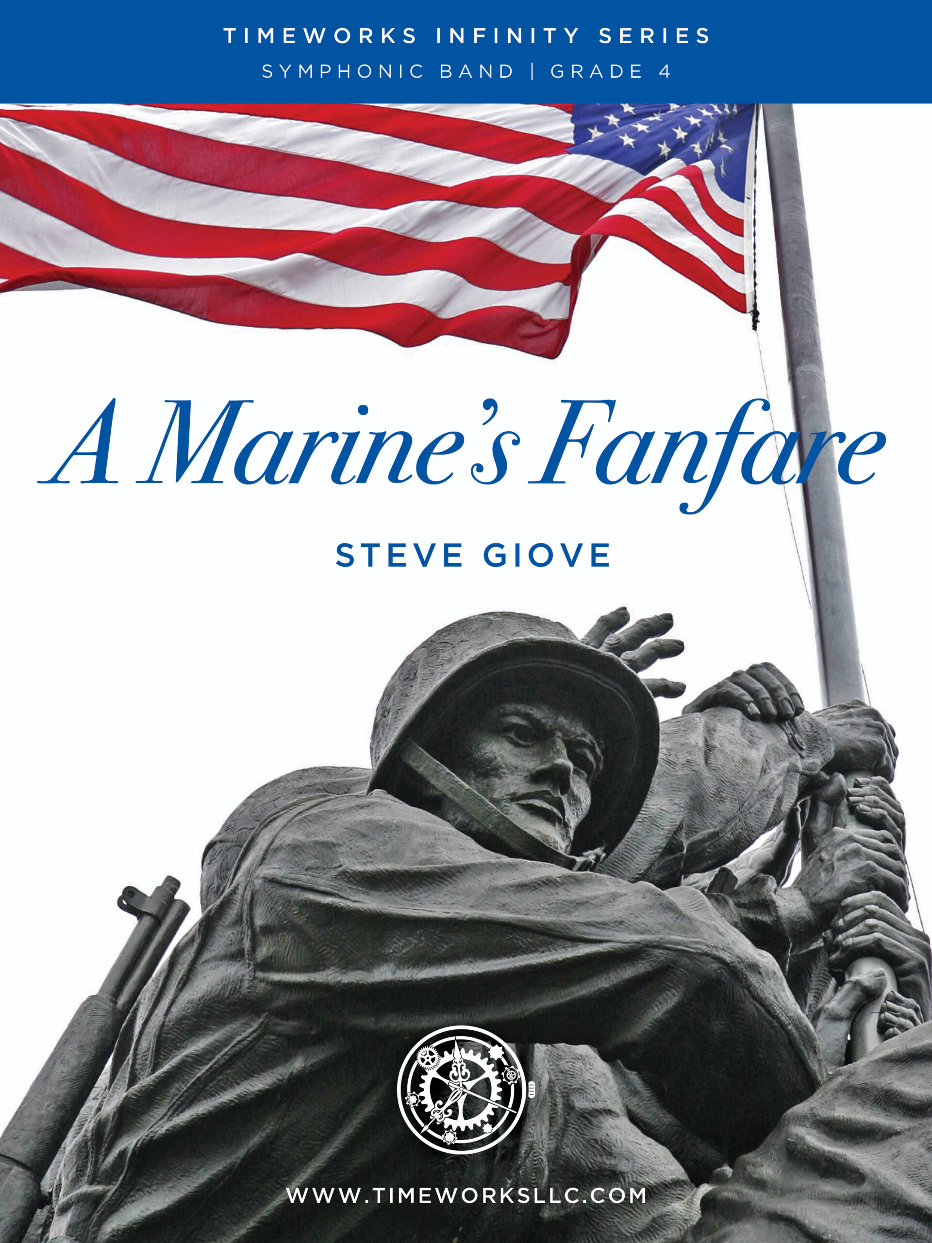 A Marines Fanfare Cover Image