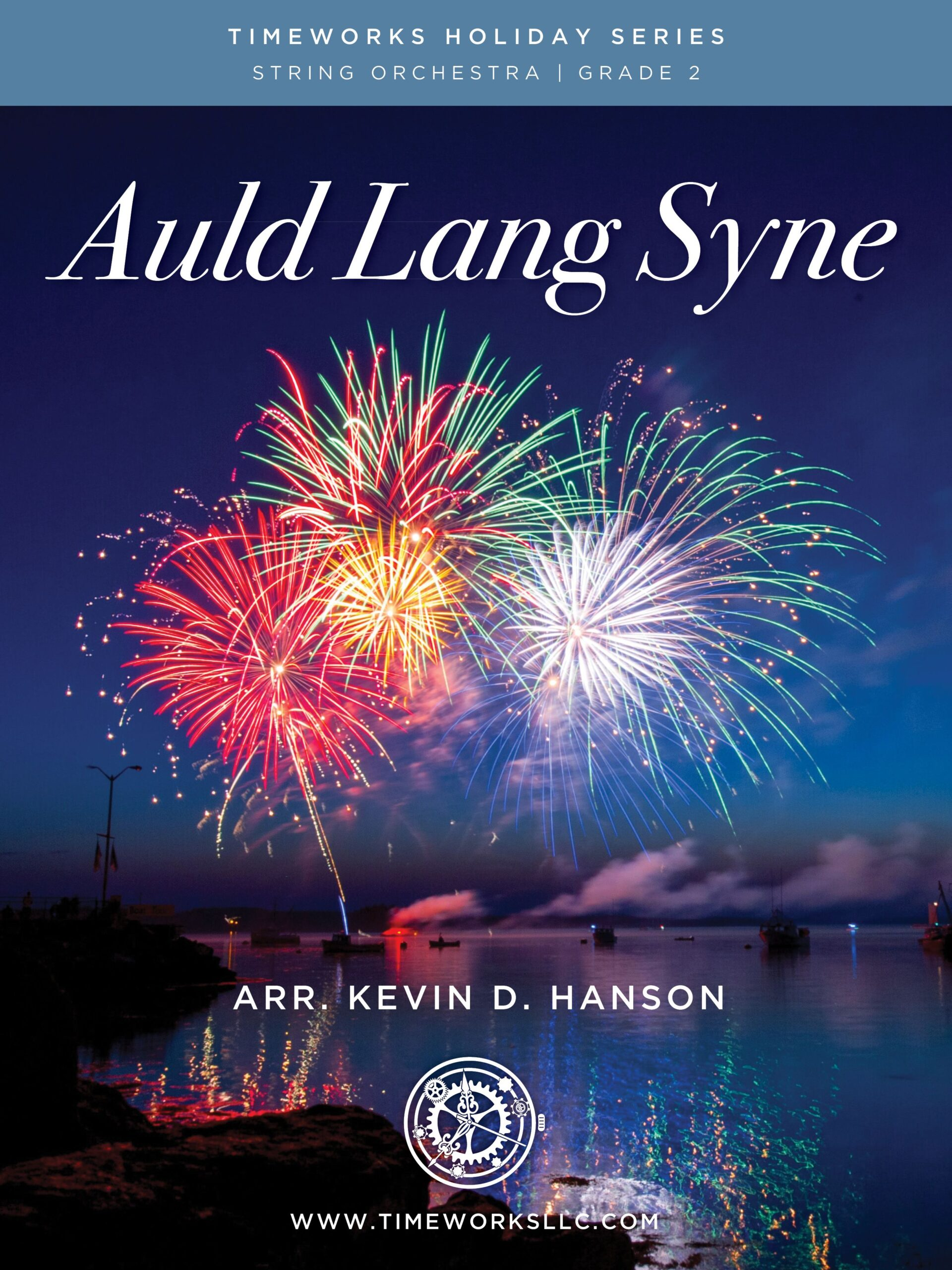 Auld Lang Syne Cover Image