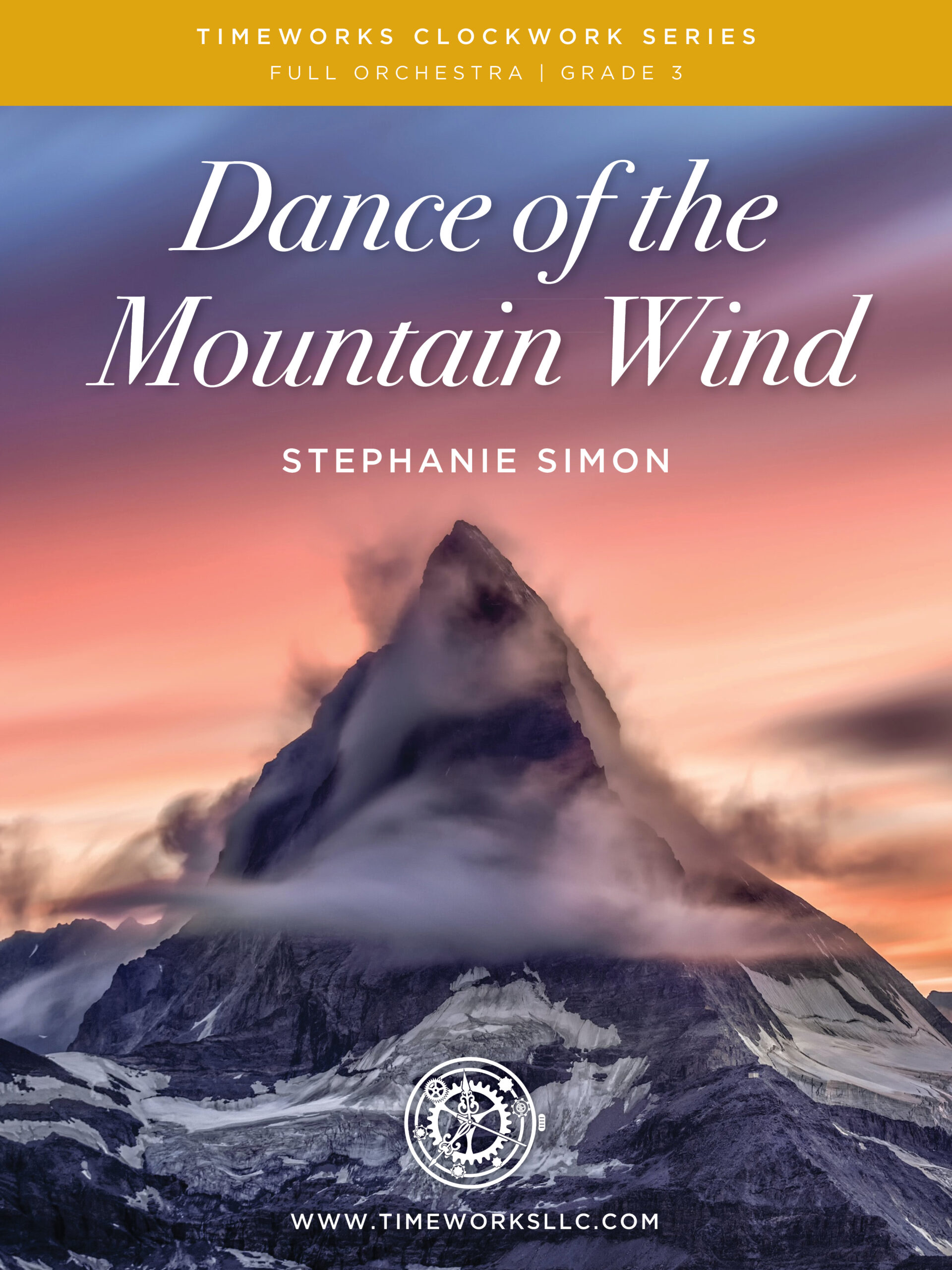 Dance of the Mountain Wind Image